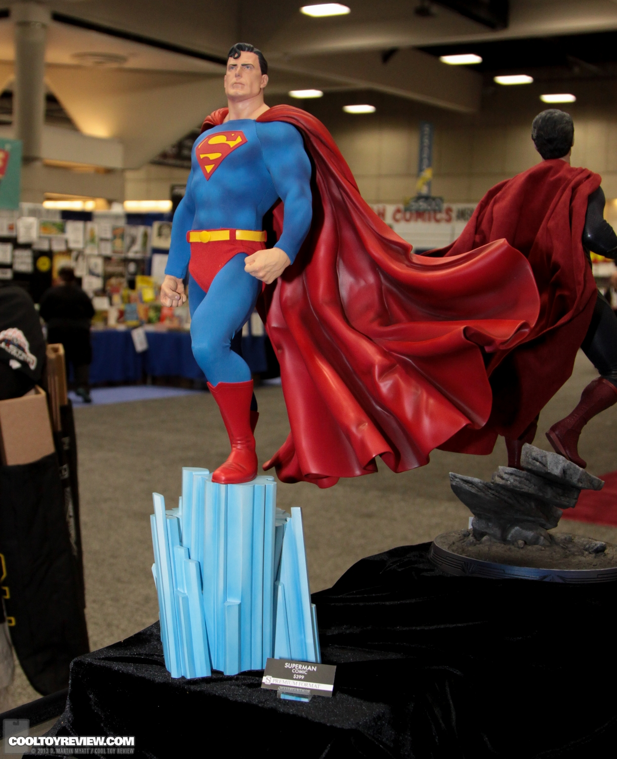 [Sideshow] Superman - Premium Format Figure - LANÇADO!!!! - Página 23 SDCC_2013_Sideshow_Collectibles_Thursday-074