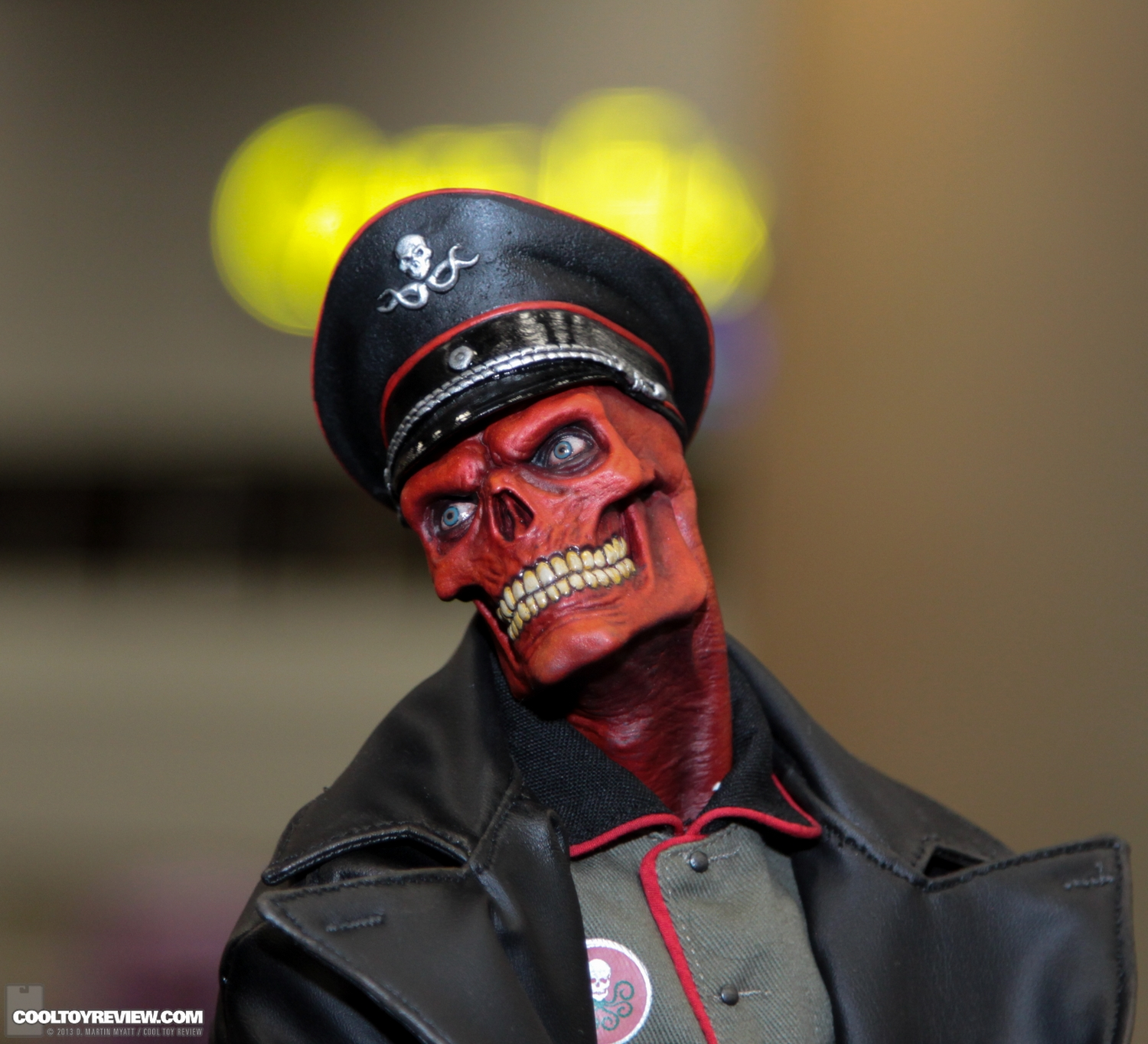 [Sideshow] Red Skull - Allied Charge on Hydra Premium Format - LANÇADO!!! SDCC_2013_Sideshow_Collectibles_Thursday-158