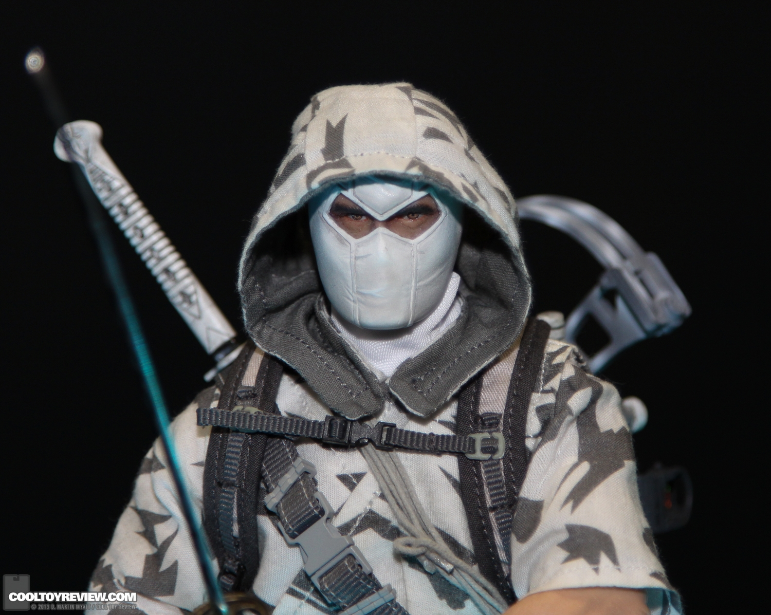 [Sideshow] G.I. Joe: Storm Shadow Sixth Scale Figure SDCC_2013_Sideshow_Collectibles_Wed-011
