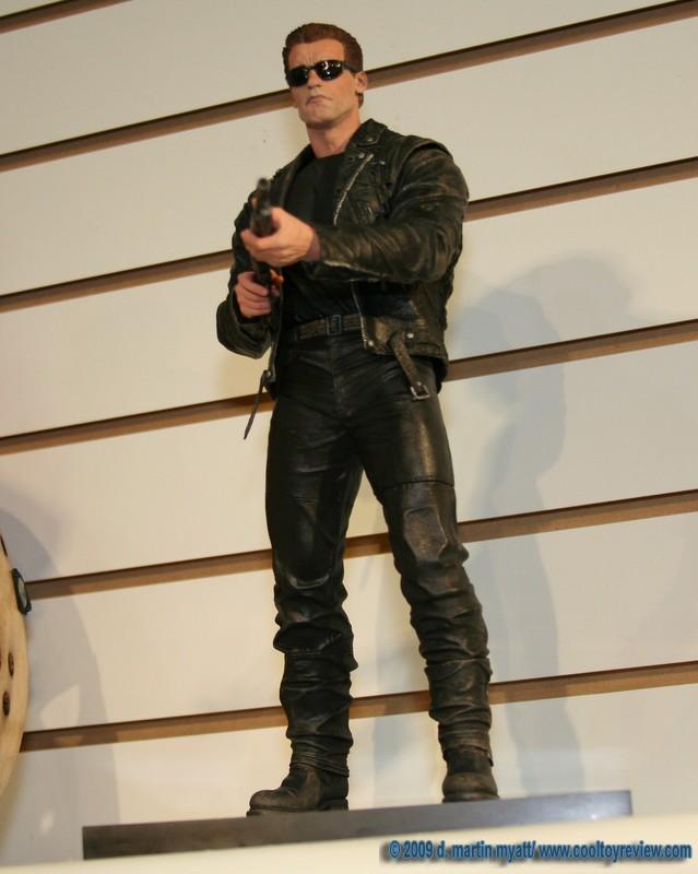 Toy Fair 2009 - Neca: figuras Terminator IMG_3405