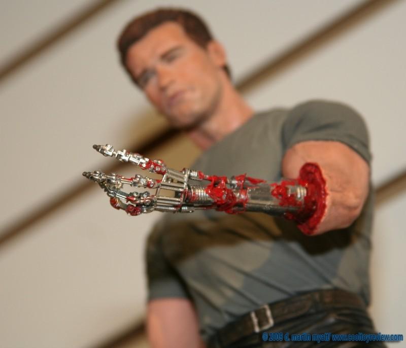 Toy Fair 2009 - Neca: figuras Terminator IMG_3409