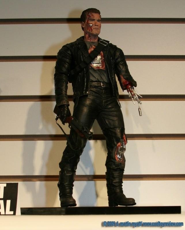Toy Fair 2009 - Neca: figuras Terminator IMG_3419