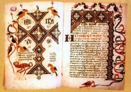 مخطوطات للانجبل تثبت عدم تحريفة 4826