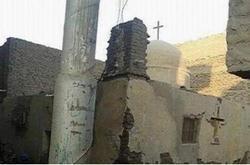 بالصور .. كنيسة العذراء بقرية الجلاء في أيدي المتشددين Coptstoday-1426191896