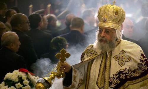 الأقباط يحتفلون اليوم بعيد الصليب.. والبابا تواضروس يرأس القداس C2f78399fb9521f9f807f14de0b5d063d