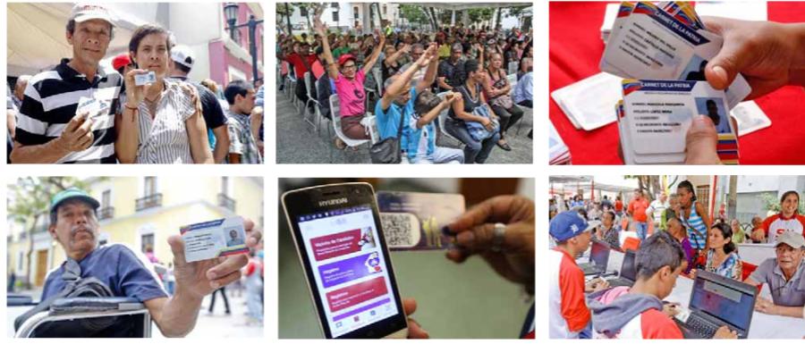 venezuela - Logros de la Revolución Bolivariana - Página 13 Carnet-de-la-patria-