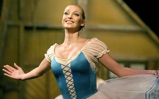 Anastasia Volochkova Ballo