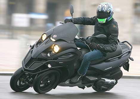 Scooter Sym 125 Gilera