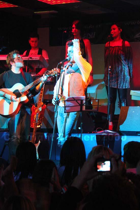 ARCHIVIO FOTO-Concerto a Ronciglione 27/11/2009 Img_1406