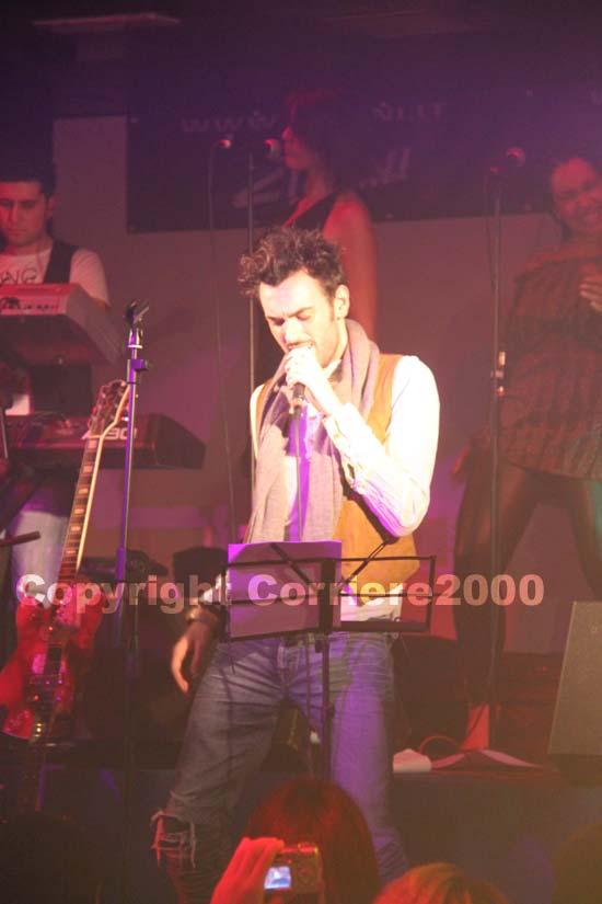 ARCHIVIO FOTO-Concerto a Ronciglione 27/11/2009 Img_1452