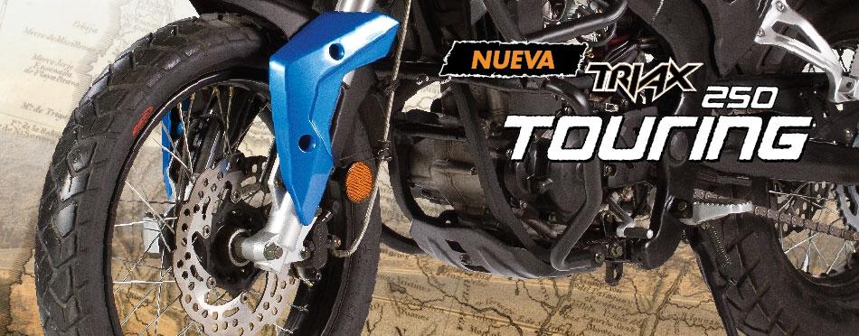 Solicitar opiniones sobre la Corven 250 Triax Touring. 20150714152319_52323200_1436898199_corven_motos_banner2_l
