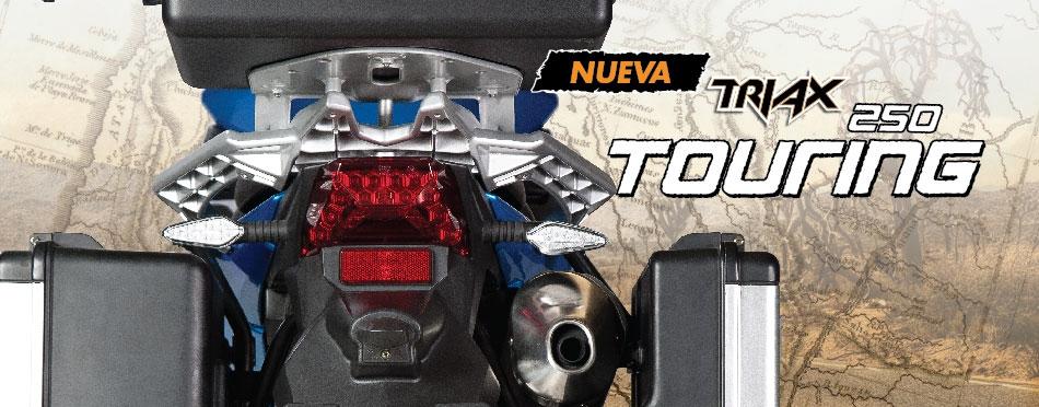 Solicitar opiniones sobre la Corven 250 Triax Touring. 20150714152321_08716000_1436898201_corven_motos_banner4_l