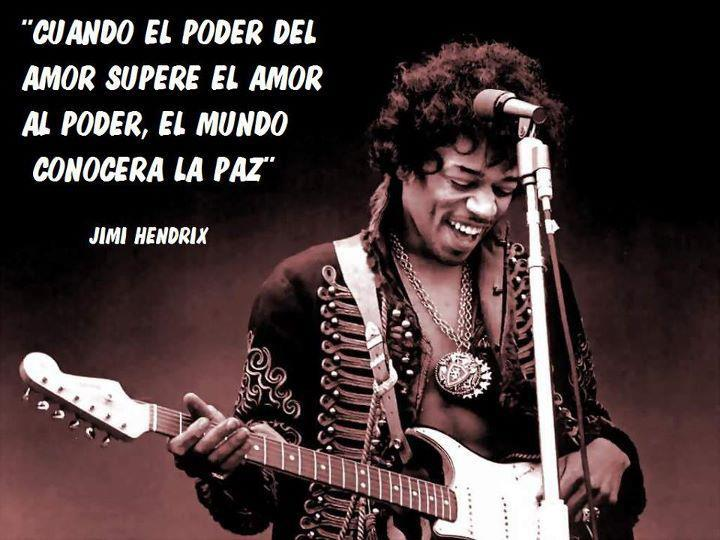 Jimi Hendrix - El Ángel Negro - Cuando-el-poder-del-amor-supere-el-amor-al-poder-el-mundo-conocera-la-paz-jimi-hendrix-2
