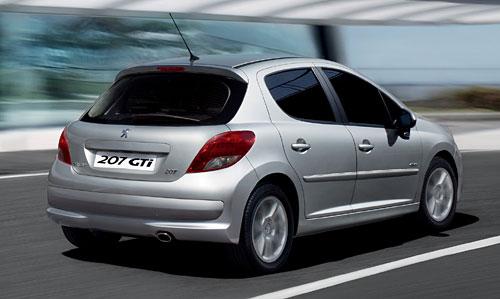 Nuevo Peugeot 207 GTi Peugeot-207-GTi-5puertas-2