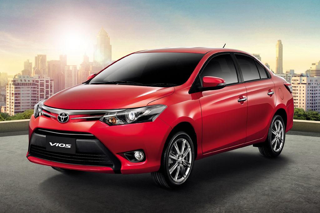 Toyota estaría planeando lanzar un sedán más grande sobre la plataforma del Etios Toyota-Vios-1