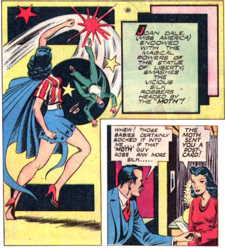 Favourite DC Comics Character (and Why) - Page 2 MissAmerica_Military_7