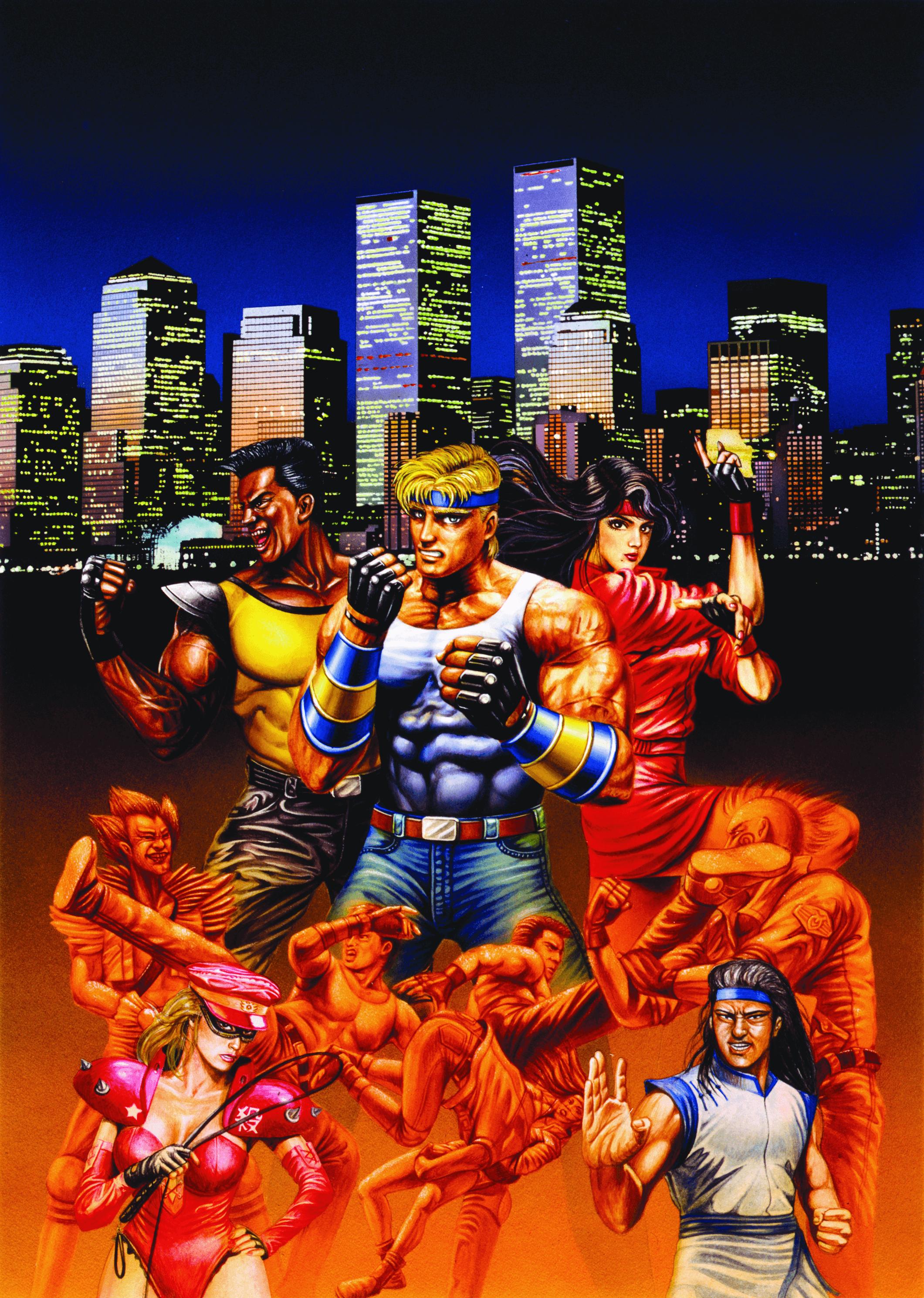 MEGADRIVE vs SUPER NINTENDO : Fight ! SEGA_Forever_-_Streets_of_Rage_-_Art_1512566693