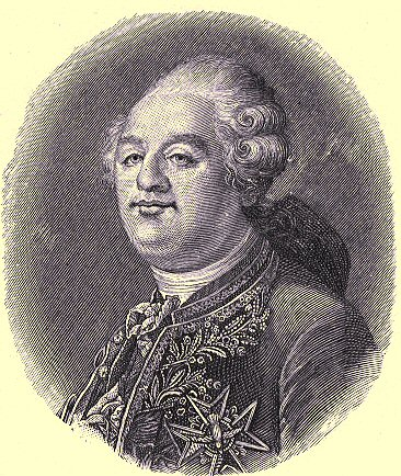 SECRETS D'HISTOIRES LouisXVI