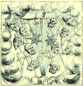 """""""Le Livre des prodiges"""" Conrad Lycosthène 1557 Lycosthene01"""