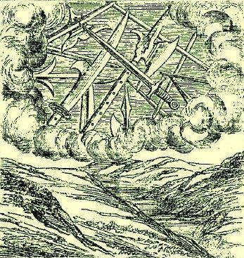 """""""Le Livre des prodiges"""" Conrad Lycosthène 1557 M21238a"""