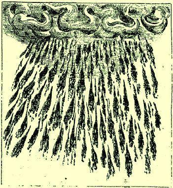 """""""Le Livre des prodiges"""" Conrad Lycosthène 1557 M21328b"""
