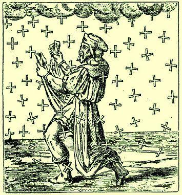 """""""Le Livre des prodiges"""" Conrad Lycosthène 1557 M22144a"""