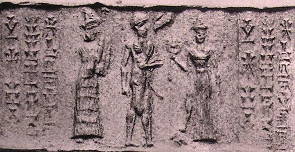 "Les ""religions"" de Babylone la Grande. Ishtar-Guerriere"
