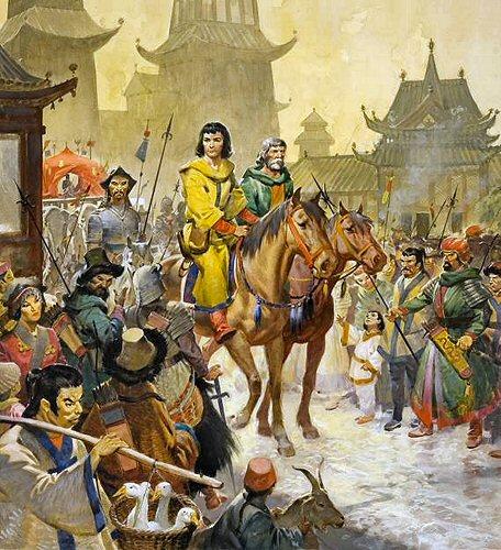 Le voyage de Marco Polo (1) Marco-Polo-Chine
