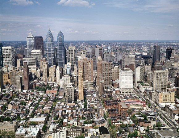 PHILADELPHIE (USA) ET LE PAYS DES AMICHS Philadelphie