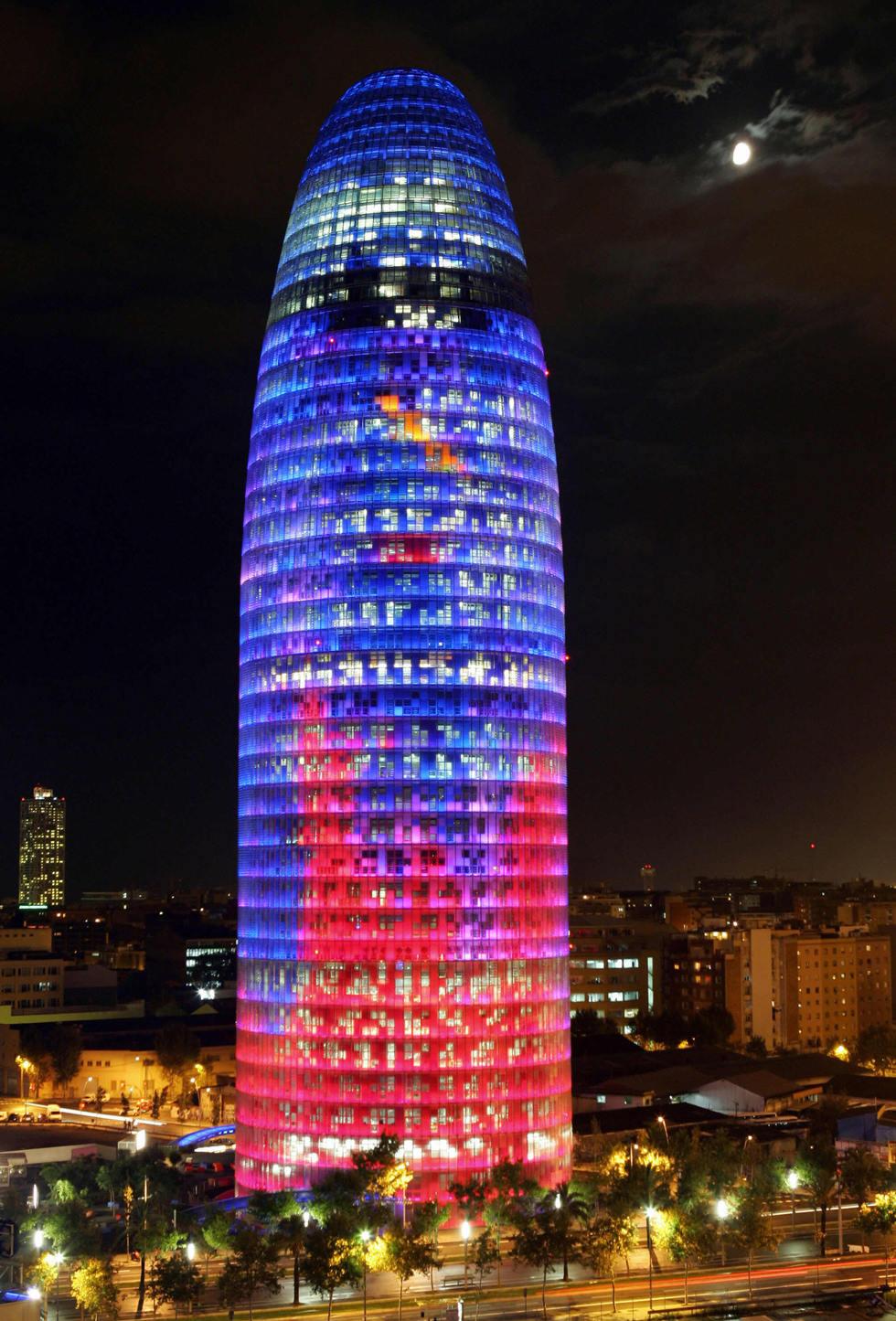 MOON NIGHT Torre-agbar