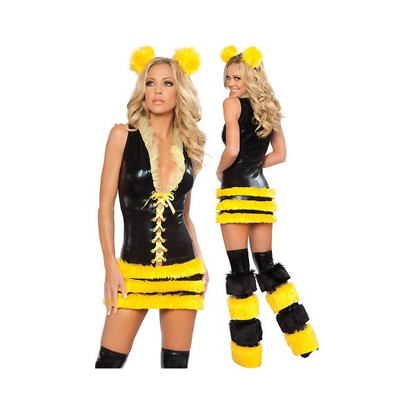[Jeu] Suite d'images !  - Page 3 Costume-maya-l-abeille