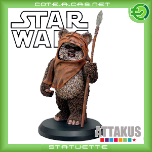 Collection n°260 : NaNoY Collec Attakus_Wicket