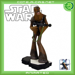 Collection n°260 : NaNoY Collec GGA-chewbacca
