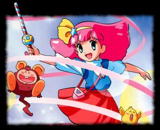 Gigi - Mahô no Princess Minky Momo Gigi