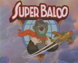 """Les Séries Disney """"Mise à jour"""" Superbaloo"""
