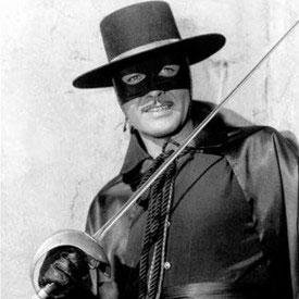 l'alphabet Disney - Page 3 Zorro