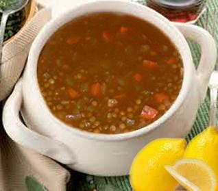Soupe aux lentilles (chorba a3dess)  Coujintisoup-lentille