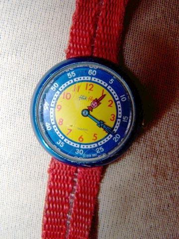 La montre qui vous a fait aimer les montres - Page 2 Flikflak