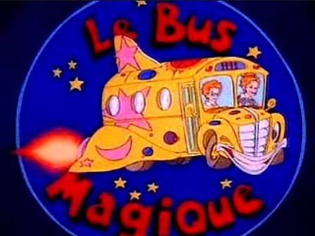 Nos dessins animés d'enfance Le-bus-magique-le-monde-animal