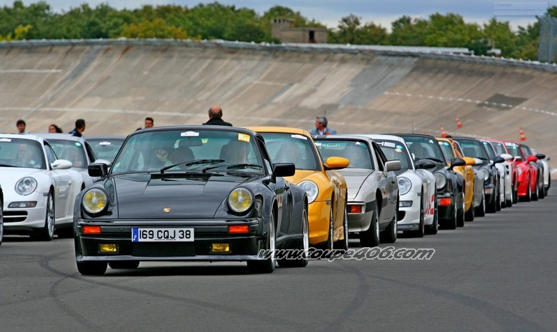Porsche'days Monthlery 17 septembre 0161