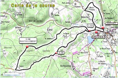 10 km de Cazals 2010 Petitpsd