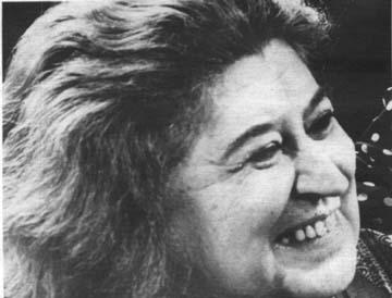 Sybil Leek Sybil