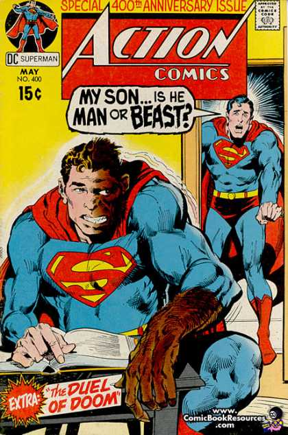 Classic Comic Covers - Page 2 400-1