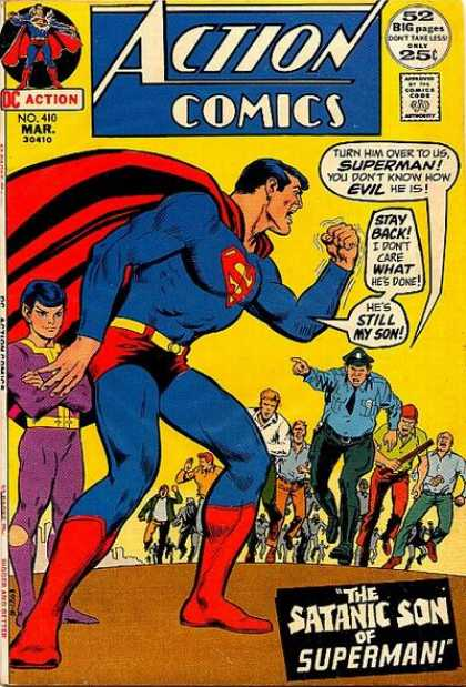Classic Comic Covers - Page 2 410-1