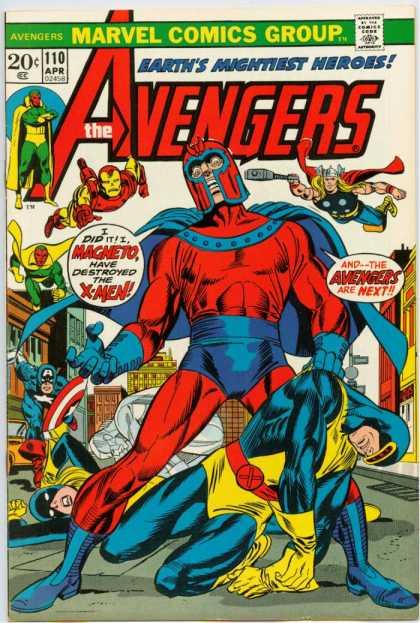 157-158 - [Debate] ¿Qué comics salieron en el mes que naciste? - Página 2 110-1