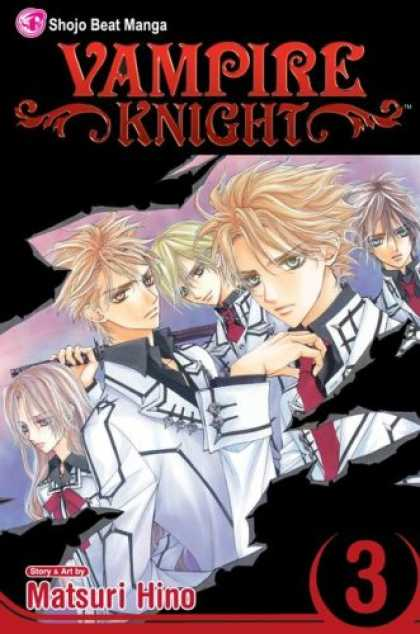 Vampire Knight : Volume Three 559-1