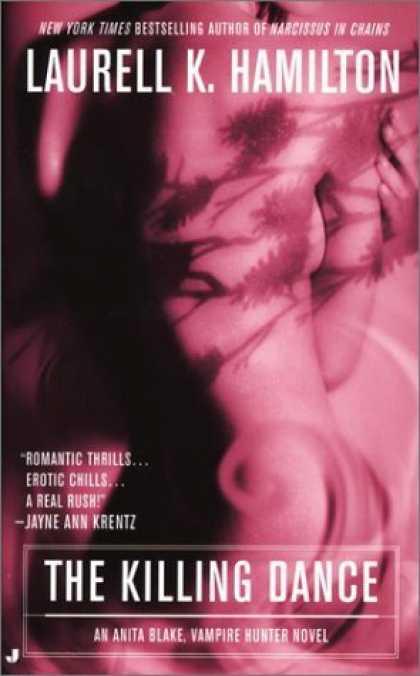 Убийствен танц (Анита Блейк, книга 6), Лоръл К. Хамилтън - Page 2 303-1