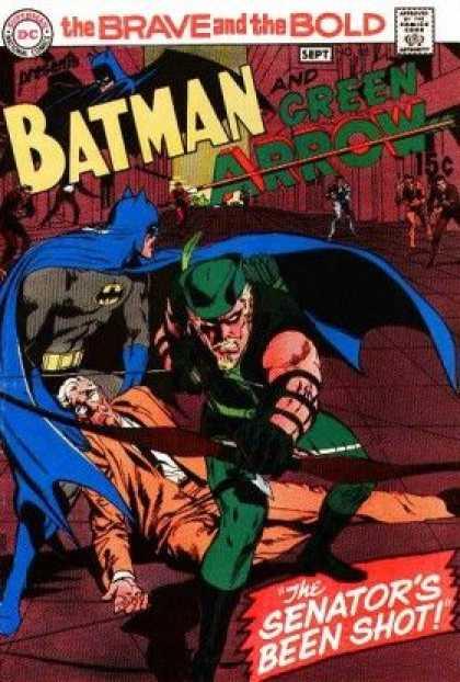 [DC - Salvat] La Colección de Novelas Gráficas de DC Comics  - Página 36 85-1