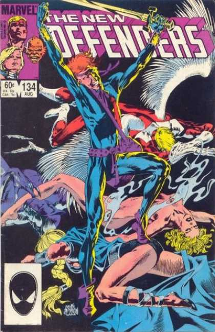 Classic Comic Covers - Page 2 134-1
