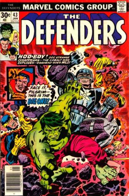 Classic Comic Covers - Page 2 43-1